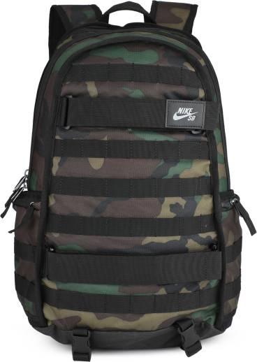 f57725656c Nike NK HPS ELT PRO BKPK - AOP 38 L Laptop Backpack THUNDER GREY ...