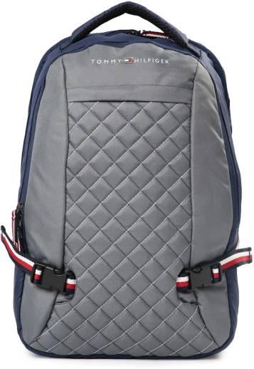 6e2f0e7e Tommy Hilfiger Biker Club Nautical Backpack Blue - Price in India ...