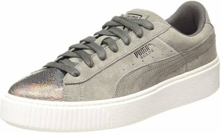 size 40 e0a32 cc0b6 Puma Suede Metallic Entwine Wn s Sneakers For Women - Buy ...