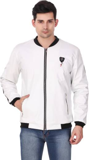 Hardys Full Sleeve Solid Men Jacket