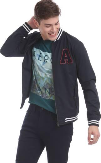 AEROPOSTALEFull Sleeve Solid Men Jacket