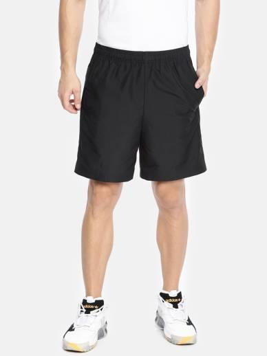 ADIDASSolid Men Black Sports Shorts