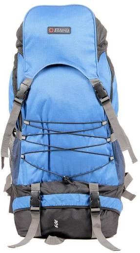 ccf9a4bdf94a0 Bleu Backpack Rucksack - 75 L Blue