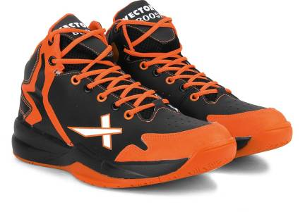 ccdbe6be5b5017 Vector X Boost Basketball Shoes For Men - Buy Orange