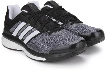 5d1d563f1 ADIDAS PUREBOOST ZG M Running Shoes For Men - Buy CBLACK CBLACK GREY ...