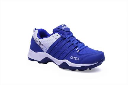 outlet store 94a1e efbe0 Adza Running Shoes For Men - Buy Grey Color Adza Running Shoes For ...
