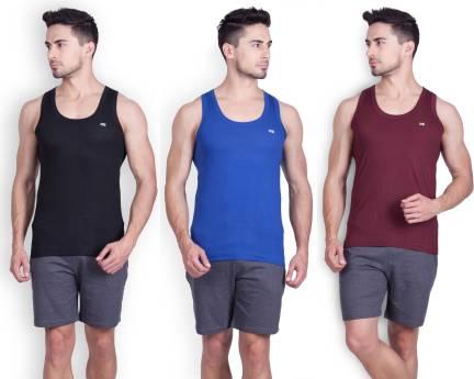 LUX cozi Men Vest Pack of 3
