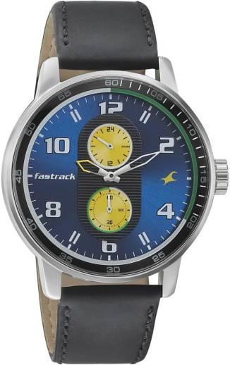 Fastrack3159SL02 Analog Watch   For Men