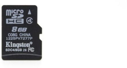 Min 10% Off - Memory Card 8 Gb
