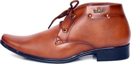Leather shoes   Under Rs. 500