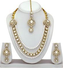 Min 70% Off - Bridal Jewellery Set