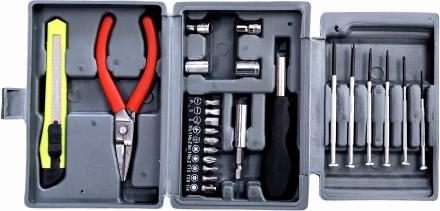 Min 50% Off - Screw Driver Kit