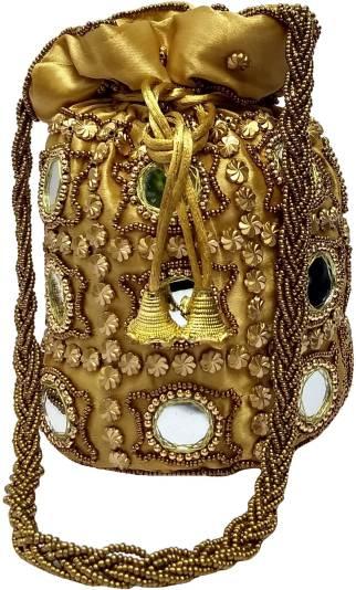 Women Gold Potli