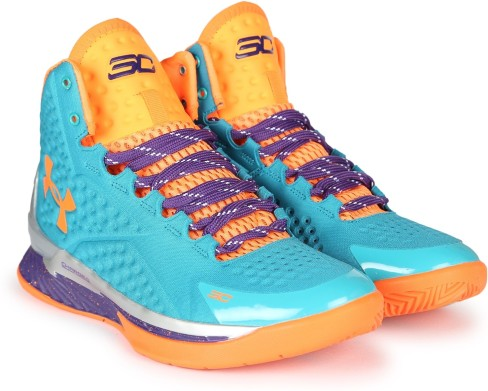 Under Armour Curry 1 Low Basketball