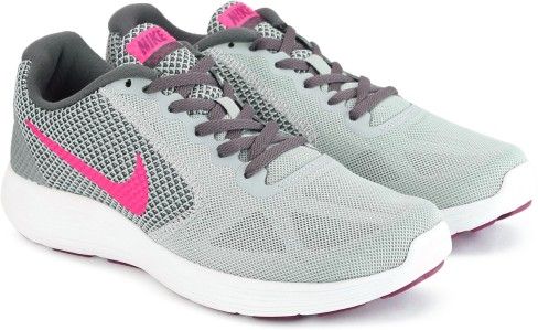 Nike Wmns Revolution 3 Running Shoes