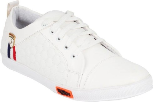 Come Shoe White Casual Shoes 8 Sneakers