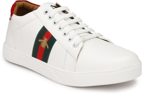 Ace White Casual Sneakers Sneakers Men