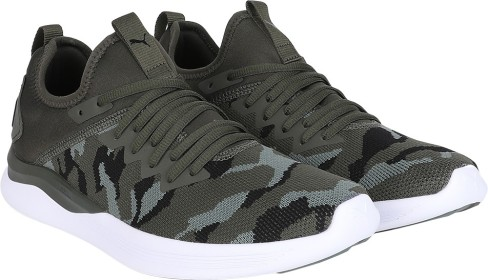 Puma Ignite Flash Camo Running Shoes