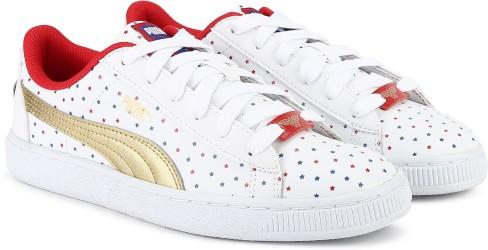 Puma Jl Wonder Woman Basket Jr Sneakers