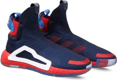 Pensativo navegación plátano  Adidas N3xt L3v3l Ss 19 Basketball Shoes Men Reviews: Latest Review of Adidas  N3xt L3v3l Ss 19 Basketball Shoes Men | Price in India | Flipkart.com