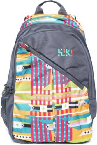 Wiki By Wildcraft Sport 30 L Backpack Grey