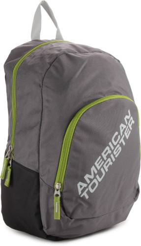 American Tourister Jasper Backpack Black Grey