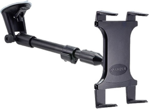 Amzer Universal Cup Holder Car Mount Retail Packaging 83813 Mount Black