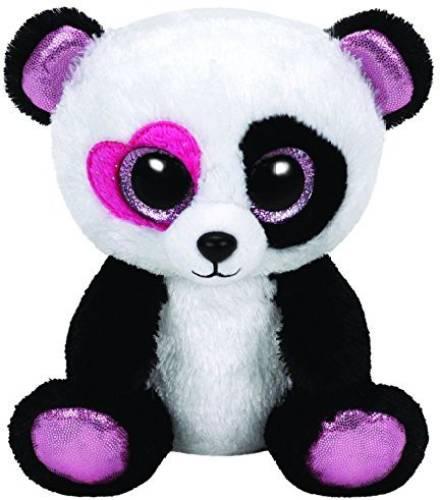 12de9e89f38 Ty Beanie Boos Boos Mandy - Panda Regular - 25 inch (Multicolor3)