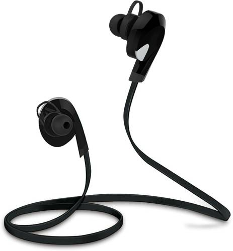 8732271a224 Envent LiveTune ET-BTE001BLACK Wireless bluetooth Headphones (Black, In the  Ear)