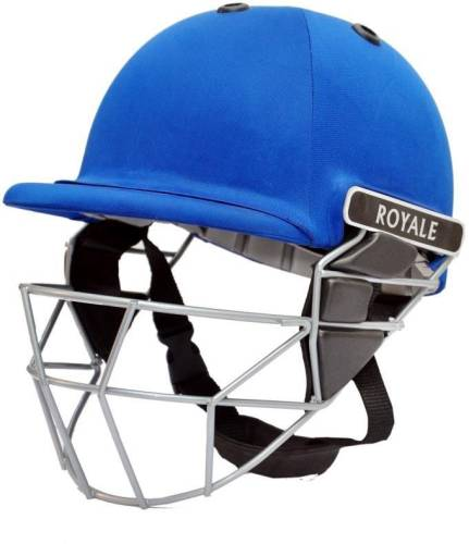 d96e5f02acd GANADOR ROYALE Cricket Helmet - M (ROYALE BLUE)
