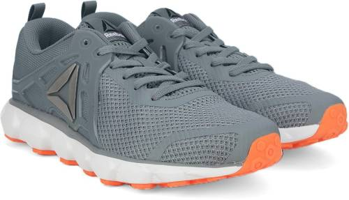 Reebok HEXAFFECT RUN 5.0 MTM Running Shoes For Men (Grey)