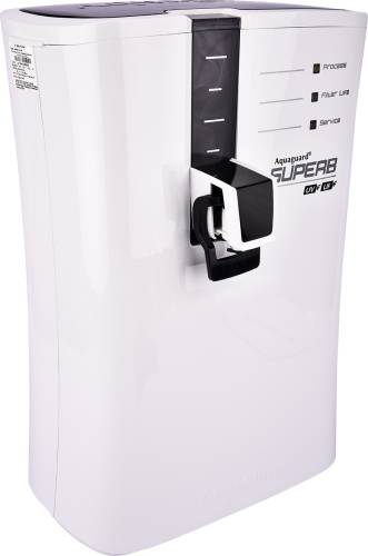 Image of Eureka Forbes Aquaguard Superb 6.5L UV + UF Water Purifier which is one of the best water purifiers under 15000