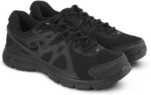 brand new bf58f 36dc4 Nike REVOLUTION 2 MSL Running Shoes For Men (Black)