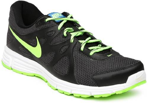 brand new 892e1 0f91a Nike REVOLUTION 2 MSL Running Shoes For Men (Black)