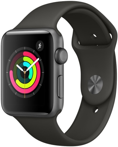 Image of Apple Watch Series 3 which is one of the best smartwatch in India under 30000