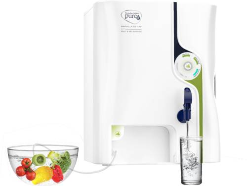 Image of HUL Pureit Marvella with Fruit and Veg Purifier RO + UV Water Purifier which is the Best PureIt RO Water Purifier
