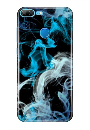 Printed back case for honor 9 lite