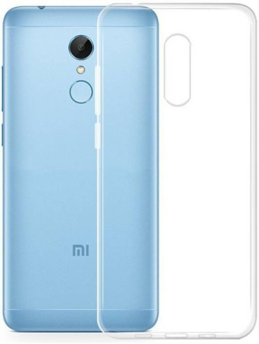 transparent back cover for redmi note 5