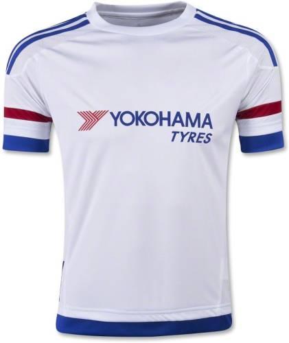 2f6686176 Navex Navex Football jersey Chelsea White Football Kit