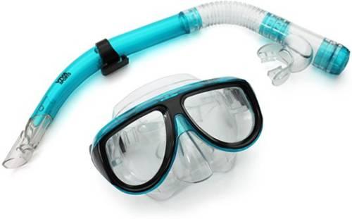 857e909196 Viva Sports Adult Combo Mask   Snorkle Set Swimming Kit