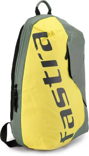 Fastrack Laptop Backpack Yellow Green