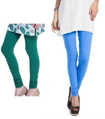 228405b0e21c86 Rupa Softline Women's Purple, Black Leggings Price in India | Buy ...