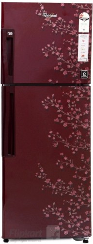 Whirlpool 245L 2 Star Double Door Refrigerator is one of the refrigerators under 25000