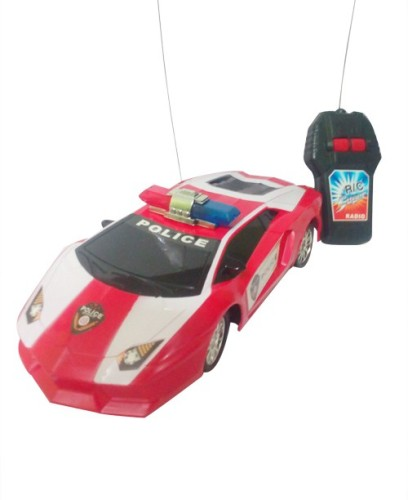 Khareedi Lamborghini Sesto Elemento Police Remote Control