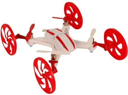 Lotus X Drone All Road Quadcopter With Camera (Multicolor)