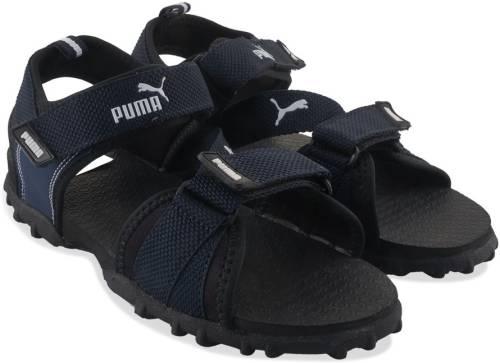 2cc9f2b46fb7 Puma Men black-blue Sports Sandals Price in India