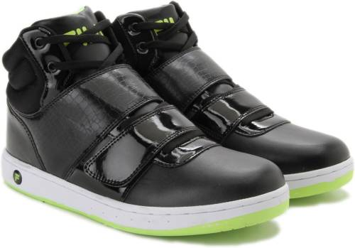 378b0907a912e6 Fila PHOBE Mid Ankle Sneakers Price in India