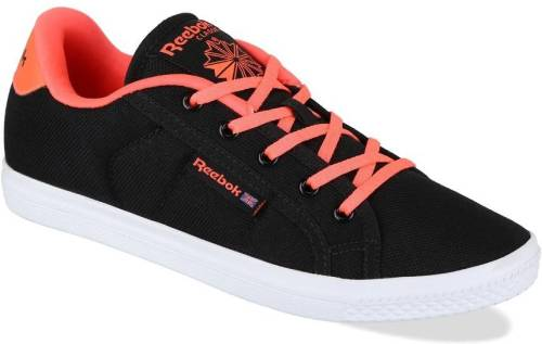c1daf435d05b Reebok On Court Iv Men Canvas Shoes (Black) Price in India