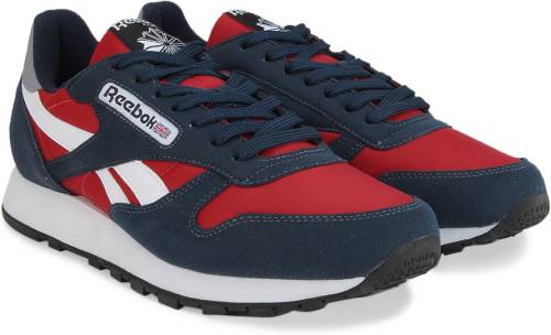 8433978ef085 Reebok CLASSIC TENSTALL Men Canvas Sneakers (Navy