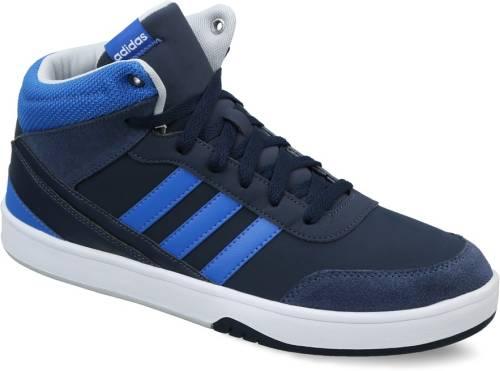 san francisco 79719 e7ba8 Adidas Neo PARK ST KFLIP MID Sneakers (Navy, White)